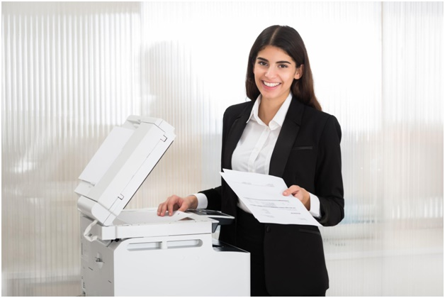 copier leasing beneficial for your business